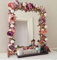 bathroom diy mirror frame ideas best creative and antique decorating mirror bathroom ideas for framing
