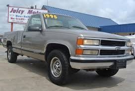 1998 Chevrolet C/K 2500 Series - Information and photos - ZombieDrive
