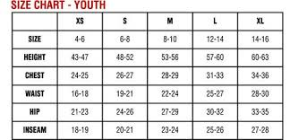 32 Degrees Heat Base Layer Size Chart Hot Chillys Pepper Skins Base Layer Shirts And Bottoms
