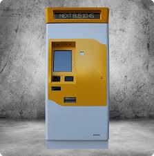 Ticket Vending Machine Interesting FQ 48 Multifunction Ticket Vending Machine Focus Innovative