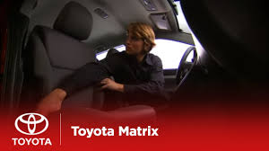 matrix how to fold flat front passenger seat 2016 2016 toyota matrix