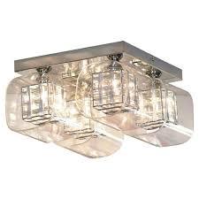 Потолочный светильник <b>Lussole LSC</b>-<b>8007</b>-<b>04</b>, серый металлик