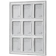 antique white multi frame