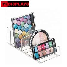 acrylic palette foundation makeup display stand