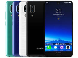 sharp mobile phones. sharp aquos s2 with bezel-less display, dual-camera setup launched in china mobile phones q