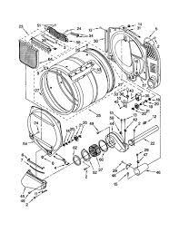 Wiring diagram for a kenmore elite dryer valid kenmore model residential dryer genuine parts