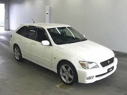 2002 Toyota Altezza Wagon AS200 Z EDITION | Japanese Used Cars ...