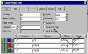 Дипломная работа Моделирование электрических схем при помощи  add добавление еще одной строки спецификации вывода результатов моделирования При наличии большого количества строк не умещающихся на экране