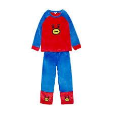 BT21 TATA <b>Pajama Sleep Lounge</b> Wear <b>Set</b> Medium - LINE ...