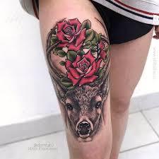 значение татуировки олень обозначение тату олень что значит