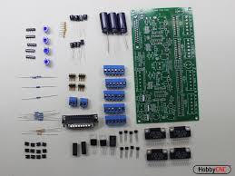 hobbycnc pro stepper motor controller board for diy cnc router diy cnc mill diy