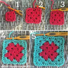 Classic Granny Square Pattern Stunning How To Crochet A Classic Granny Square