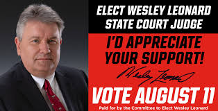 Judge Wesley Leonard reminds you that... - The LaGrange Daily News |  Facebook