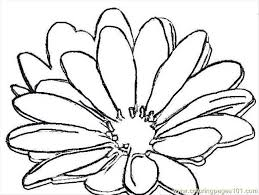 Small Picture Daisy 7176w Coloring Page Free Flowers Coloring Pages
