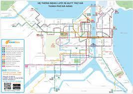 Bản đồ xe bus Đà Nẵng nắm gọn trong tay - Góc Đà Nẵng