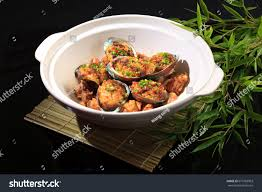 Chinese Cooking Abalone Stock Photo ...