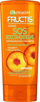 Garnier Fructis Укрепляющий <b>бальзам</b>-<b>ополаскиватель</b> SOS ...