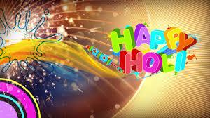Happy Holi 2017, Wallpaper, Animation ...