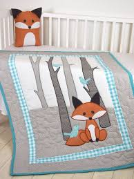 558 best Quilts images on Pinterest | Quilting ideas, Projects and ... & Fox Blanket, Fox Nursery Quilt, Baby Boy Quilt, Boy Crib Bedding, Forest Adamdwight.com