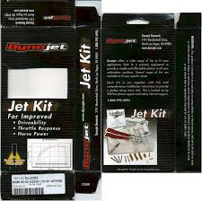 dynojet kit. the kit is dynojet dj-2305, or just #2305 .