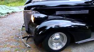 Chevrolet 1939 Hot Rod, Classic Car - YouTube