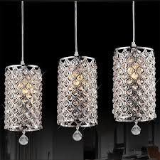 details about modern style pendant crystal ceiling lights living room lamp chandelier bulb