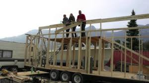 Small Picture 32 Long Tiny House on a Trailer Project Big Enough for you