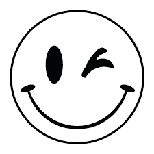 happy face coloring page smiley sad for sheet free printable pages fac
