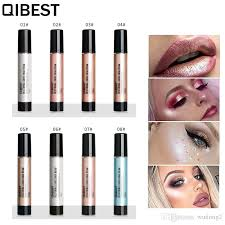 new qibest liquid highlighters original shine glow illuminating liquid highlighting contour makeup 12ml bronzer for dark skin bronzer for pale skin from