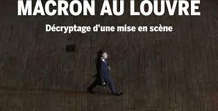 """Résultat de recherche d'images pour """"Macron au Louvre Photos"""""""