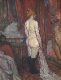 henri de toulouse lautrec 1864 1901 essay heilbrunn timeline w before a mirror