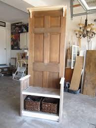 diy door entry bench the owner builder network