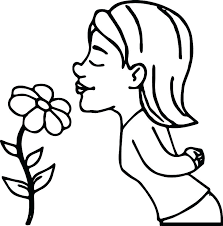 Flower Coloring Pages For Girls Free Coloring Pages For Girls Plus