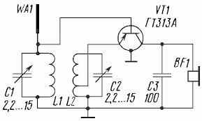 fm crystal radio receivers crystal radio fm detector