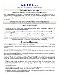 Best Ideas Of Support Resume Toreto Co It Examples Specialist