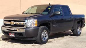 2010 Chevrolet Silverado LS 4WD - Crew Cab, 4.8L V8, Power Windows ...