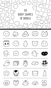 Pic Candle 30 Doodle Character Body Shapes Doodle Cose Da