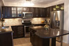 great kitchen backsplash ideas for dark cabinets kitchen backsplash ideas dark cabinets home design ideas