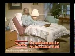 Craftmatic Adjustable Bed 80 s