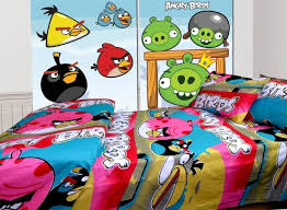 Angry Birds Decor Bedding Set Cool
