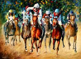 famous horse painting