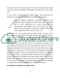 the advantages and disadvantages of improving the digital divide essay the advantages and disadvantages of improving the digital divide essay example