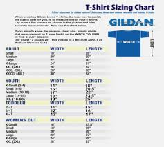 Gildan T Shirts Size Chart For Youth Rational Gildan Brand Youth Size Chart Gildan Youth T Shirt