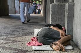 Resultado de imagem para moradores de rua