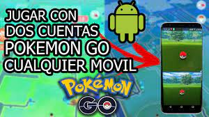 Como Jugar Pokemon Go Con 2 Cuentas Al Mismo Tiempo En Pantalla Dividía  Cualquier Móvil 2020 - YouTube