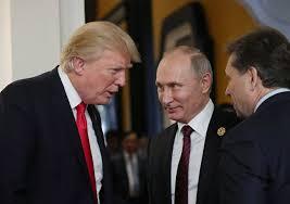 هلسنكي - ترامب : ثقتي في المخابرات الأمريكية كبيرة