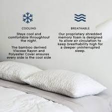 Tempurpedic Pillow Selector Chart 11 Best Memory Foam Pillows In 2018 Reviews Buying Guide
