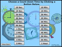 Countdown Clock For Powerpoint Presentation Classroom Powerpoint Games And Resources From Uncw Edu Edgames