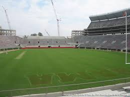 Bryant Denny Stadium View From Section S6 Vivid Seats