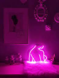 Pink neon lights, Neon signs ...